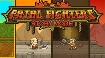 Fatal Fighters: Story Mode - online game | Mahee.com