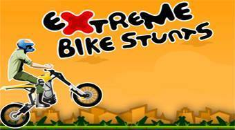 Extreme Bike Stunts - Game | Mahee.com