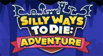 Silly Ways to Die: Adventure | Free online game | Mahee.com