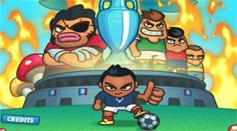 Foot Chinko: Euro 16 - online game | Mahee.com