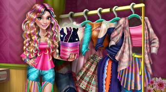 Dove Hipster Dolly Dress Up - el juego online | Mahee.es