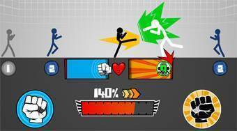 Stickman Fighter Epic Battles - Le jeu | Mahee.fr