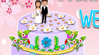 Mexican Wedding Cake | Free online game | Mahee.com