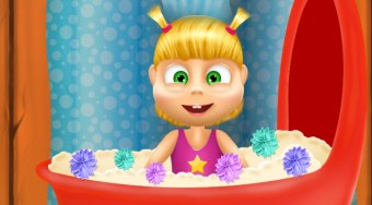 Masha Bubble Bath | Mahee.fr