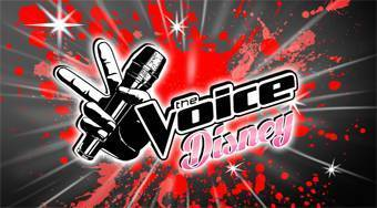 Disney The Voice Show - online game | Mahee.com