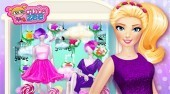 Barbie's Fashion Dream Store