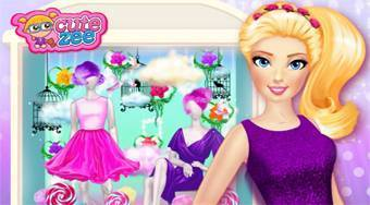Barbie's Fashion Dream Store - Game | Mahee.com