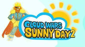 Cloud Wars Sunny Day 2 - online game | Mahee.com