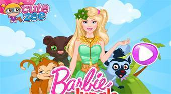 Barbie Jungle Adventure | El juego online gratis | Mahee.es