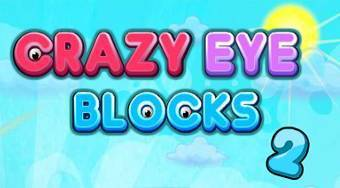 Crazy Eye Blocks 2 | Free online game | Mahee.com
