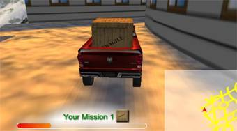 Fast Delivery Race - Le jeu | Mahee.fr