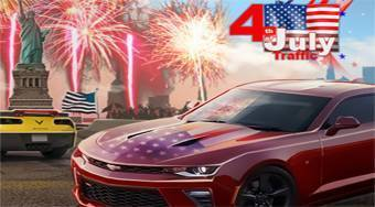 4th of July Traffic | Mahee.com