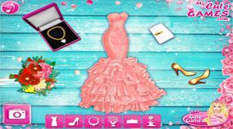 Cinderella's Wedding Fashion Blog - online game | Mahee.com