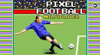 Pixel Football Multiplayer - jeu en ligne | Mahee.fr
