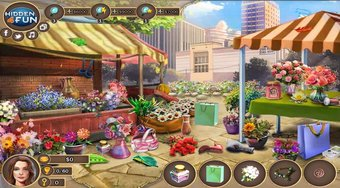 Fancy Bazaar - Game | Mahee.com