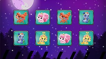 Palace Pets Matching | Free online game | Mahee.com