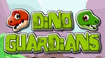 Dino Guardians | Free online game | Mahee.com