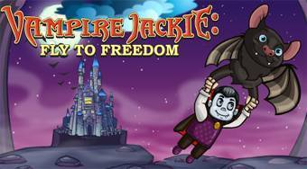 Vampire Jackie: Fly to Freedom - Game | Mahee.com