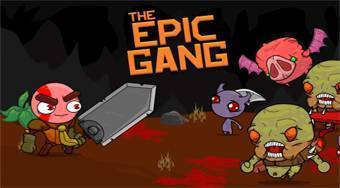 The Epic Gang | Free online game | Mahee.com