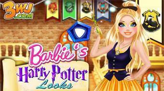 Barbie's Harry Potter Looks - online game | Mahee.com