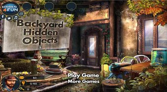 Backyard Hidden Objects | Free online game | Mahee.com