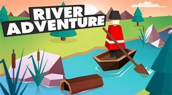 River Adventure - online game | Mahee.com