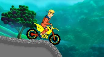 Naruto Monster Bike | Free online game | Mahee.com