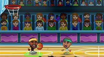 Basketball Legends | Free online game | Mahee.com