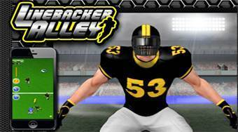 Linebacker Alley | Free online game | Mahee.com
