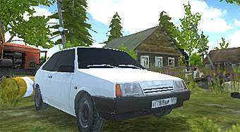 Russian Car Driver HD - Game | Mahee.com