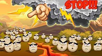 Disaster Will Strike 7 - online game | Mahee.com