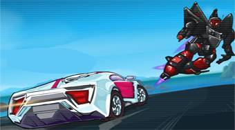 Robo Racing 2 - Game | Mahee.com