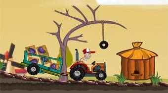 Tractor Haul - Game | Mahee.com