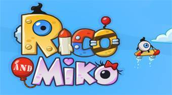 Rico and Miko | Free online game | Mahee.com