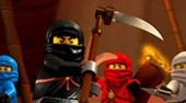 Ninjago and cartoon friends