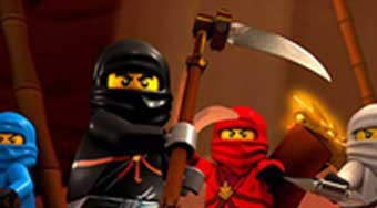 Ninjago and cartoon friends - Le jeu | Mahee.fr