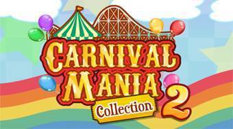Carnival Mania Collection 2 - online game | Mahee.com