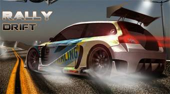 Rally Drift | Free online game | Mahee.com