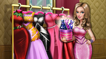 Sery Prom Dolly Dress Up | Free online game | Mahee.com