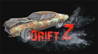 Drift Z - online game | Mahee.com