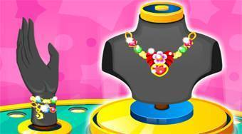 Princess Jewellery Creator - online game | Mahee.com