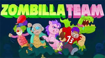 Zombilla Team | Free online game | Mahee.com