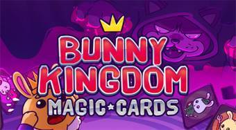 Bunny Kingdom Magic Cards | Free online game | Mahee.com