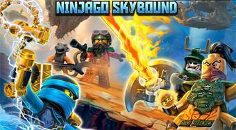 Lego Ninjago Skybound - Game | Mahee.com