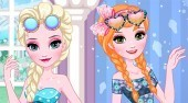 Elsa And Anna DIY Sunglasses