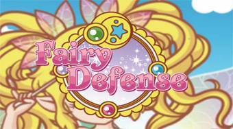 Fairy Defense - online game | Mahee.com