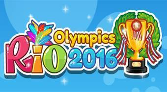 Rio Olympics 2016 | Free online game | Mahee.com