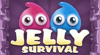 Jelly Survival - online game | Mahee.com