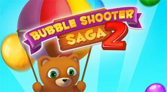 Bubble Shooter Saga 2 | Mahee.com