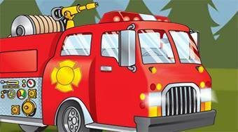 Fireman Forest Rescue | Free online game | Mahee.com